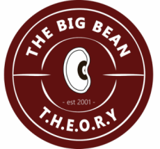 Big Bean Theory - Logo
