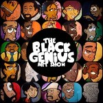 Black Genius Art Show logo